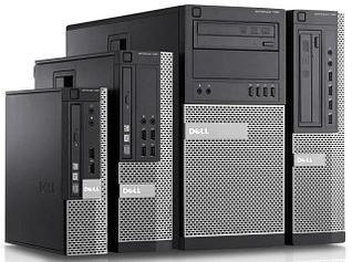 Персональные компьютеры Dell