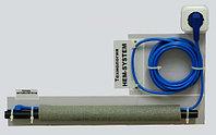 Кабель Hemstedt FS для обогрева труб с термоограничителем пр-ва Германии
