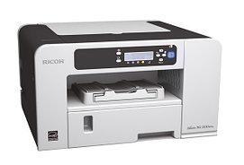 Гелевый принтер Ricoh SG 3110 DNw