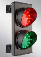 PSSRV1 Светофор ламповый, фото 1