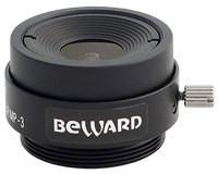 Мегапиксельный объектив BEWARD B03618FIR125