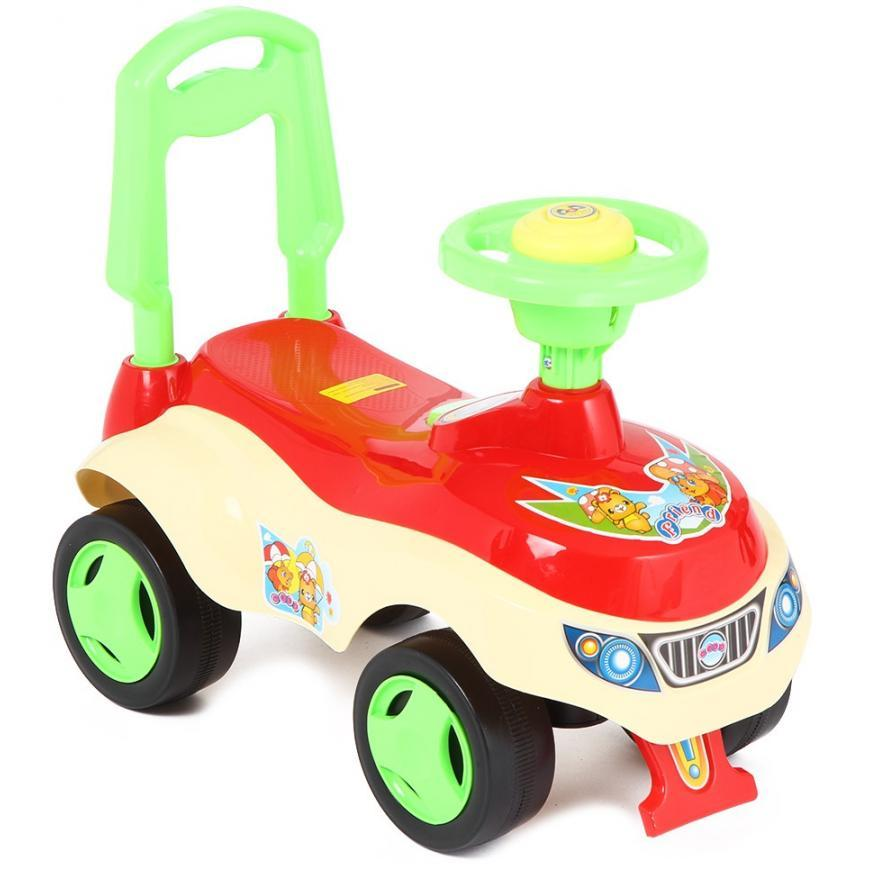 Каталка детская Kids Glory Ride-on Car Red