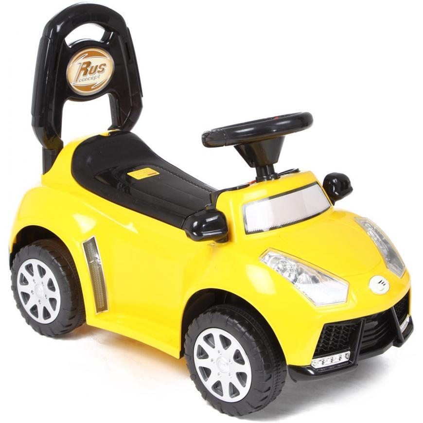 Каталка детская Kids Glory Yellow 7635
