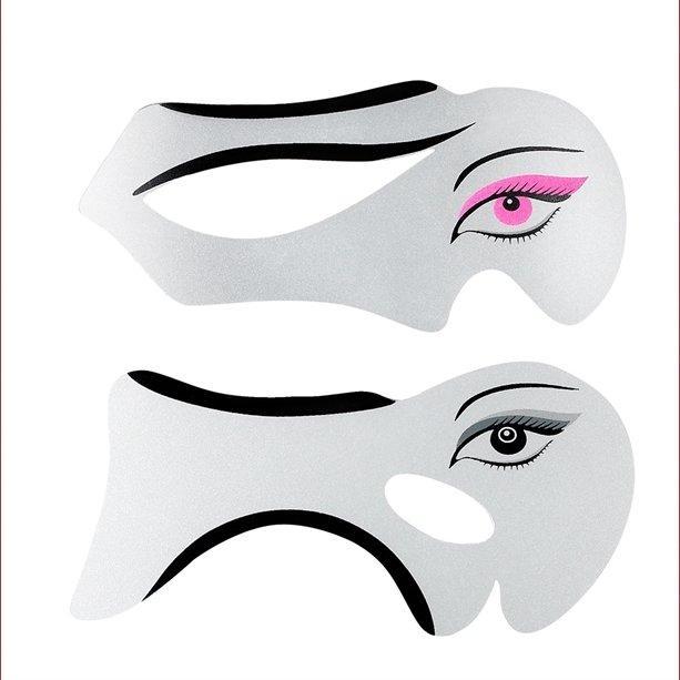 Трафареты для глаз