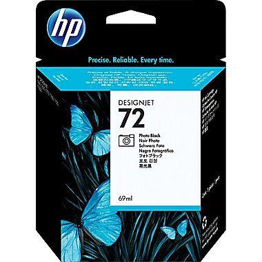 Струйный картридж HP 72 Ph | Bk (Оригинальный, Черный - Photo black) C9397A