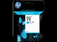 Струйный картридж HP 72 (Оригинальный, Голубой - Cyan) C9398A