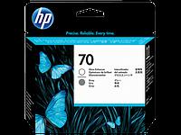 Печатающая головка HP 70 Gloss Enhancer and Gray C9410A