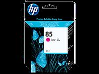 Струйный картридж HP 85 (Оригинальный, Пурпурный - Magenta) C9426A