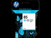 Струйный картридж HP 85 (Оригинальный, Голубой - Cyan) C9428A