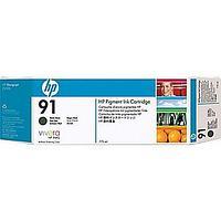 Картридж HP 91 Matte Black C9464A