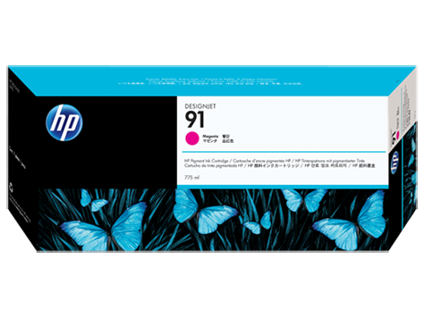 Картридж HP 91 Magenta C9468A
