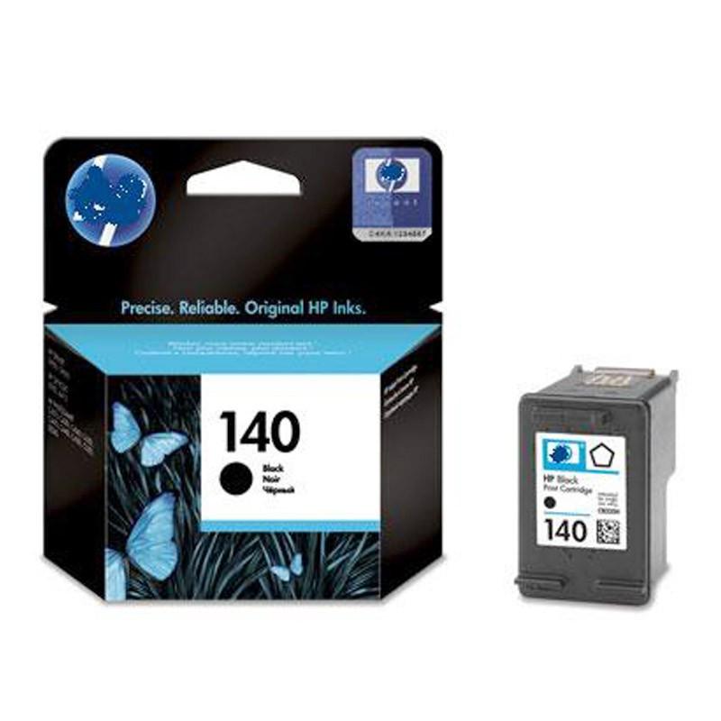 Струйный картридж HP 140 (Оригинальный, Черный - Black) CB335HE