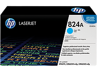 Драм картридж HP 824A (Оригинальный, Голубой - Cyan) CB385A