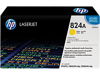Драм картридж HP 824A (Оригинальный, Желтый - Yellow) CB386A