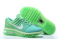 "Кроссовки Nike Air Max 2017 ""Green Blue"" (40-45)"