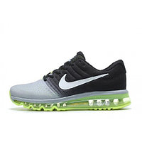 "Кроссовки Nike Air Max 2017 ""Black Grey Green"" (40-45), фото 3"