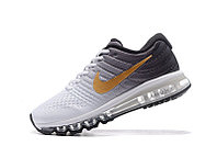 "Кроссовки Nike Air Max 2017 ""White Grey Gold"" (40-45), фото 3"