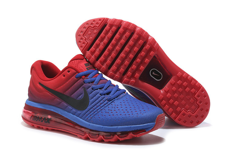 "Кроссовки Nikе Air Max 2017 ""Red Blue"" (40-45)"