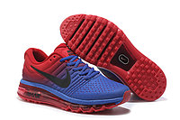 """Кроссовки Nikе Air Max 2017 """"Red Blue"""" (40-45)"""