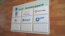 Информационный стенд организации по индивидуальному заказу