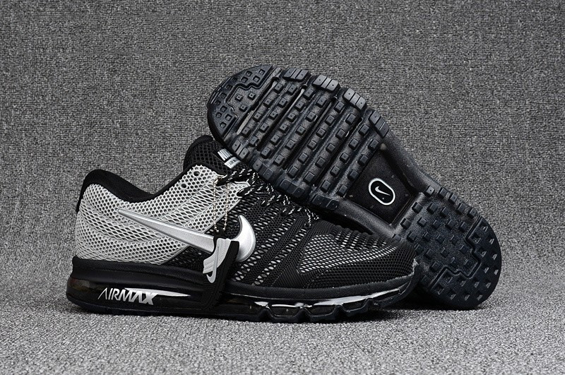 "Кроссовки Nikе Air Max 2017 KPU ""Black Grey"" (40-47)"