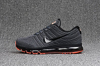 "Кроссовки Nikе Air Max 2017 KPU ""Dark Grey Red"" (40-47), фото 3"