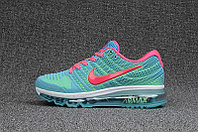"Кроссовки Nikе Air Max 2017 KPU ""Green Blue Pink"" (36-40), фото 3"