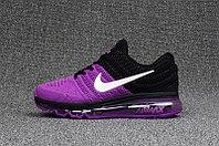 "Кроссовки Nike Air Max 2017 KPU ""Black Purple"" (36-40), фото 3"