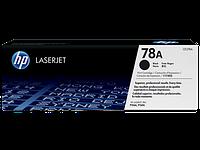 Лазерный картридж HP 78A (Оригинальный, Черный - Black) CE278A