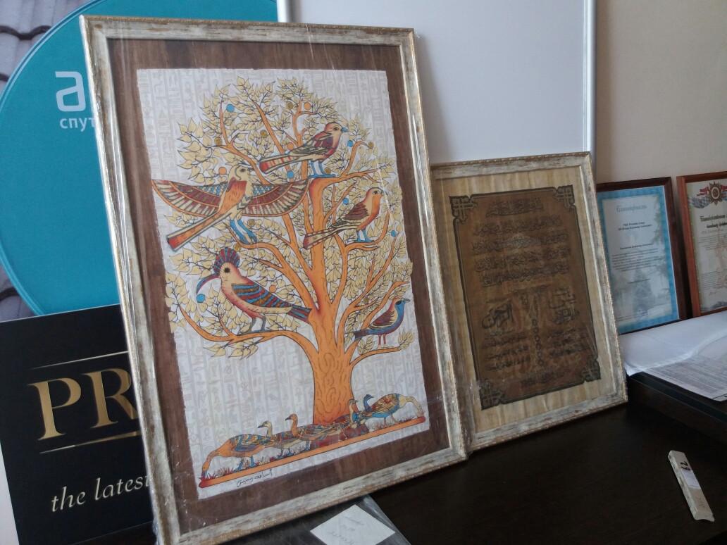 Изготовление рамок для картин на заказ по индивидуальному заказу
