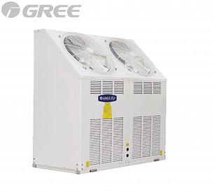 Чиллер Gree HLR35SNa-M с воздушным охлаждением  (31 кВт/37.5 кВт), фото 2
