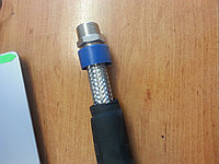 Шланги гибкие с изоляцией Ду 3/4 длина 30 см