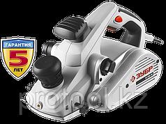 Рубанок электрический (электрорубанок), ЗУБР ЗР-1300-110, станина, глубина 3.5 мм, 16000 об/мин, 110 мм, 1300