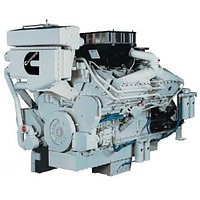 Двигатель Cummins KT19-M, KT38-M, KTA19-M, KTA38-M1, KTA38-M2, KTA50-M2, KTA19-M3, KTA19-M4, NTA855-M350