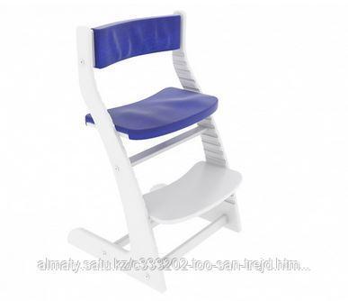 Мягкое основание синее для растущего стула Усура