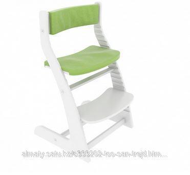 Мягкое основание зеленое для растущего стула Усура
