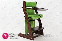 Мягкое основание зеленое для растущего стула Усура, фото 4