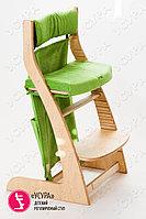 Мягкое основание зеленое для растущего стула Усура, фото 3