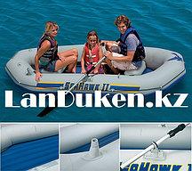 Лодка SeaHawk II 3-местная 297 х 127 x 46 см Intex 68377