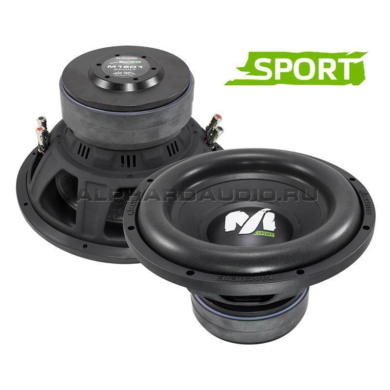 Сабвуфер Alphard Machete M12D1 Sport