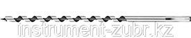 Сверло по дереву, спираль Левиса, HEX хвостовик, URAGAN 29465-235-08, d=8х235мм