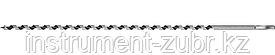 Сверло по дереву, спираль Левиса, HEX хвостовик, URAGAN 29465-450-08, d=8х450мм
