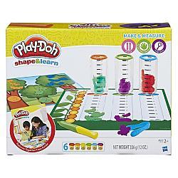 "Hasbro Play-Doh ""Лепи и Изучай"" Лепи и Измеряй"