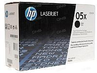 Картридж HP/CE505X/Лазерный/черный