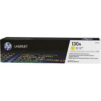 Картридж HP/CF352A/Лазерный/желтый