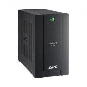 Источник бесперебойного питания UPS APC Back (BC750-RS)