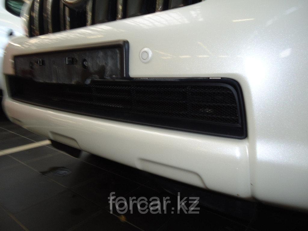 Защита радиатора  LC Prado 150 2009- black