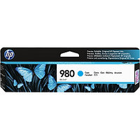 Картридж HP/D8J07A/Чернильный/№980/синий