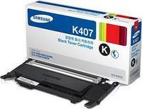 Картридж Samsung/CLT-K407S/Лазерный/черный