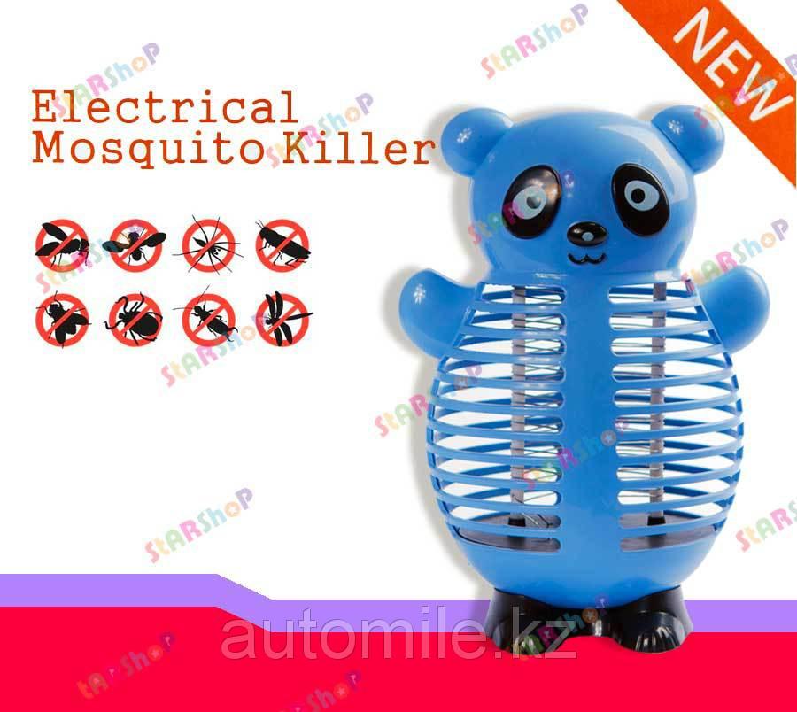 Светильник - уничтожитель летающих насекомых (Мишка)
